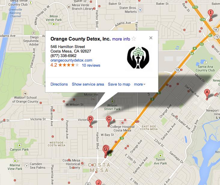 Orange county detox drug rehabilitation